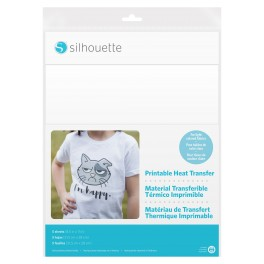 Transfert imprimable tissu clair