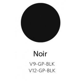 Vinyle Brillant Permanent Noir