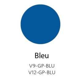 Vinyle Brillant Permanent Bleu