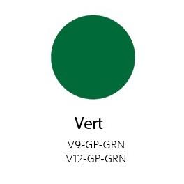 Vinyle Brillant Permanent Vert