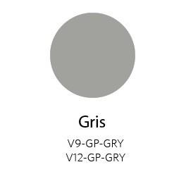 Vinyle Brillant Permanent Gris
