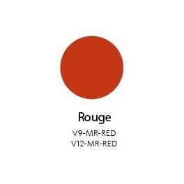Vinyle Mat Semi-permanent Rouge