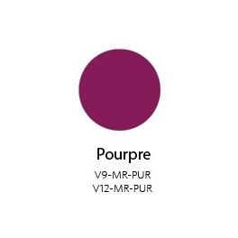 Vinyle Mat Semi-permanent Pourpre